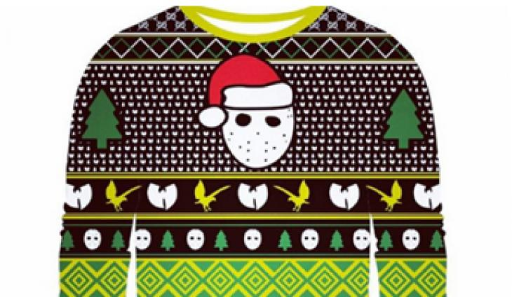 Ghostface Killah Is Selling Ugly Christmas Sweaters
