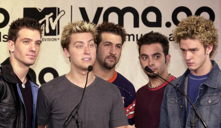 OMG! 'N Sync Will Reunite at Walk of Fame Ceremony This Year