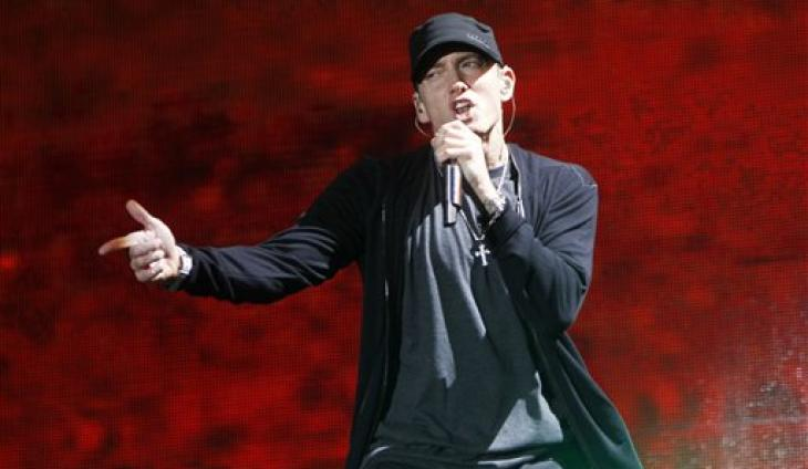 BET Hip-Hop Awards: Eminem Rips Trump in Scathing Freestyle