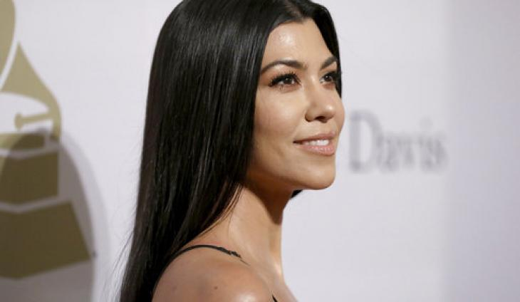 Kourtney Kardashian Reveals She Weighs 98 Pounds