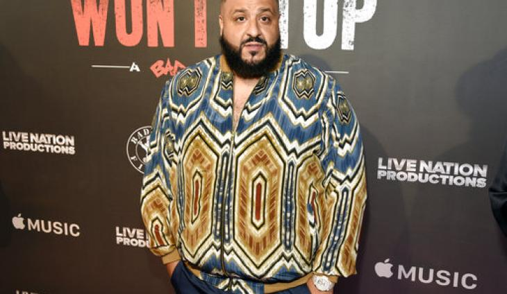 DJ Khaled to Host 2017 BET Hip-Hop Awards