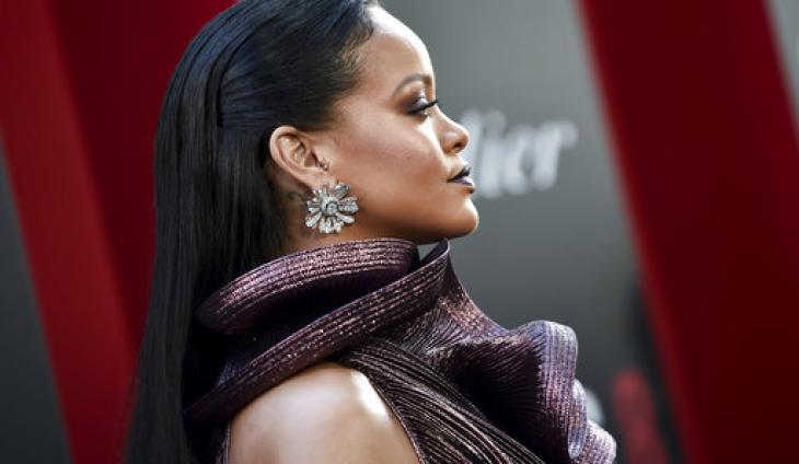 "Rihanna Is Suing Her Father for Using ""Fenty"" Brand Name"