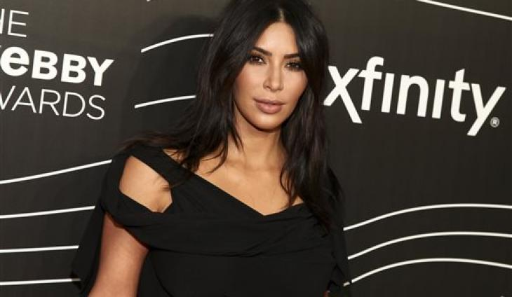 Kim Kardashian Shares Nude Photo After Sharon Osbourne Diss