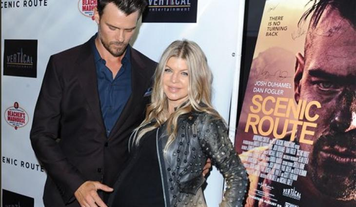"Fergie Admits Hiding Josh Duhamel Split Was ""Getting Weird"""
