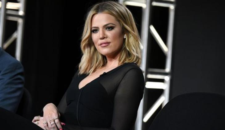 Khloe Makes 1st Official Appearance Since Pregnancy News