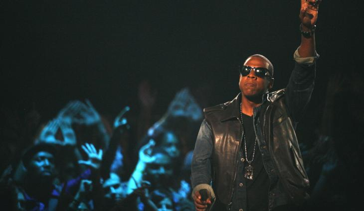 Jay-Z Racks Up $91,000 Bar Tab in NYC