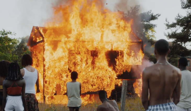 "Kendrick Lamar Weighs Peace & Violence in ""Element"" Video"